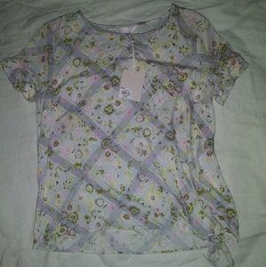 Lairen Conrad blouse size small